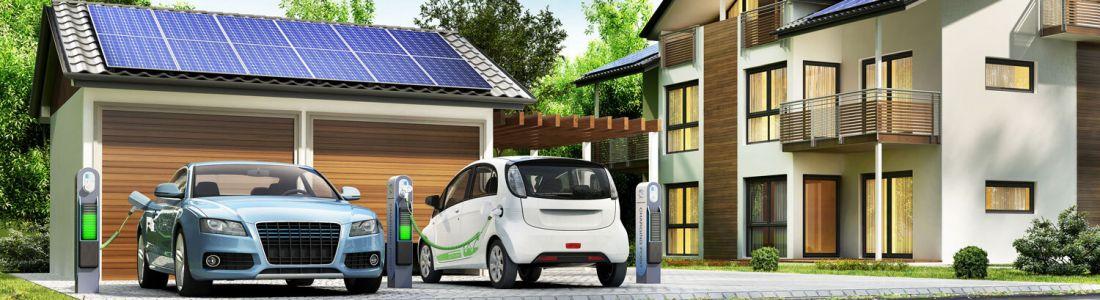 Voiture électrique, voiture hybride rechargeable : la solution photovoltaïque pour rouler gratuitement