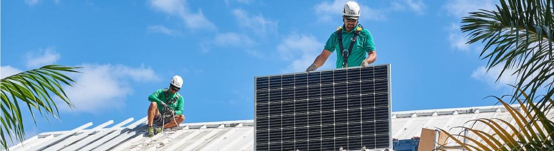 Quelle aide pour acheter ses panneaux solaires à La Réunion ?